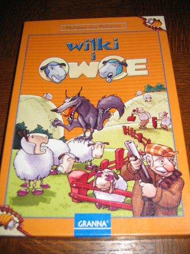ウーリィ・ブーリィ Wilki i owce