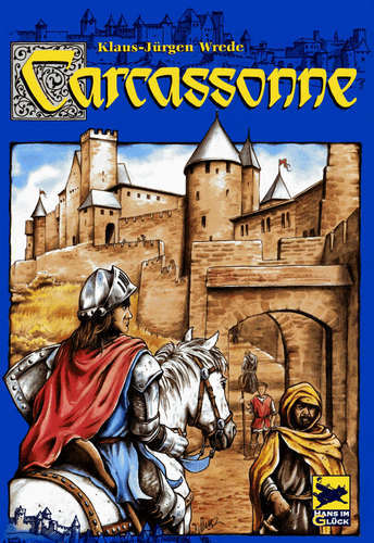 カルカソンヌ Carcassonne