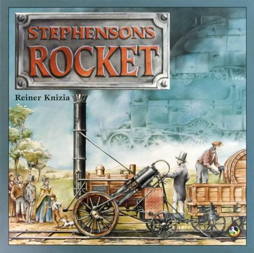 スチーブンソンズ ロケット