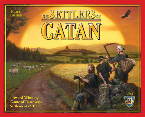 カタンの開拓者たち OSADNICY Z CATANU