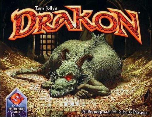 ドラコン Drakon