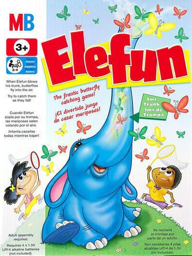 エレファン  Elefun