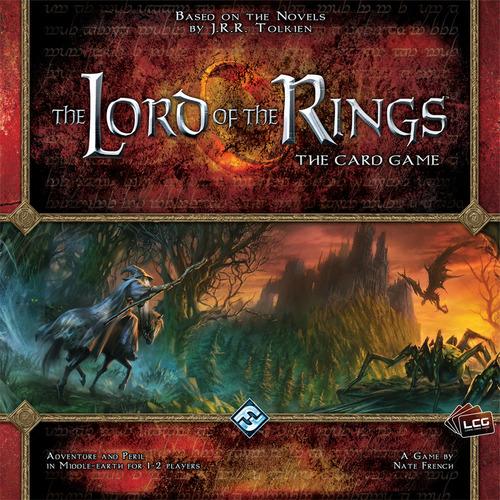 指輪物語カードゲーム