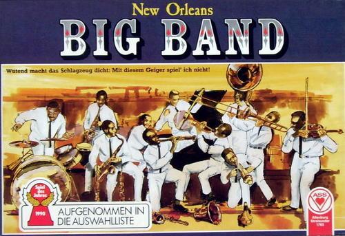 ニューオリンズ ビッグバンド