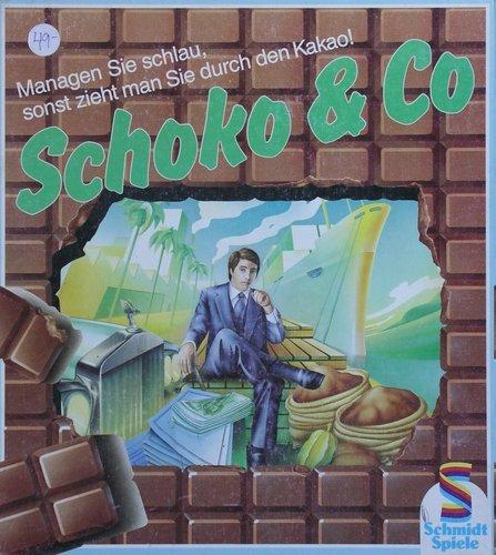 チョコ・アンド・コー