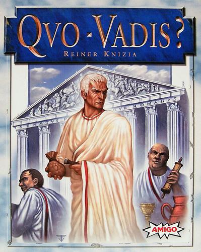 クオバディス Quo vadis?