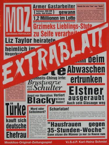 エクストラブラット Extrablatt