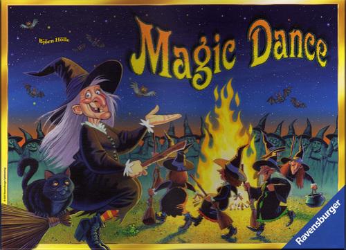 魔女の踊り