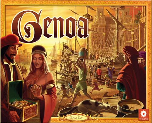 ジェノバの商人
