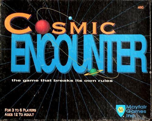 コズミックエンカウンター Cosmic Encounter