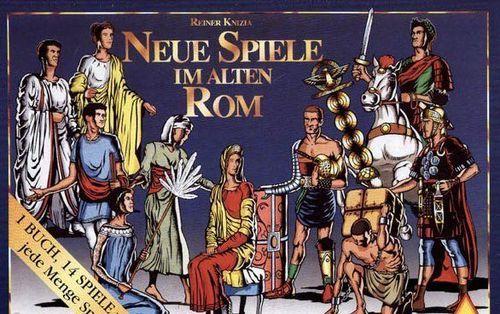 古代ローマの新しいゲーム Acquire