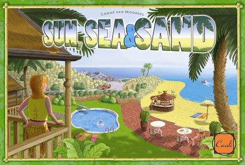 太陽海そして砂