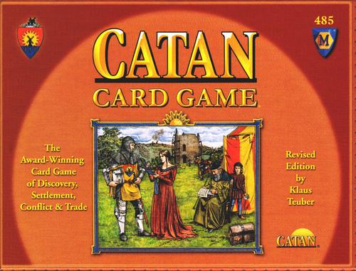 カタンカードゲーム