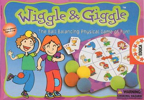 Wiggle & giggle
