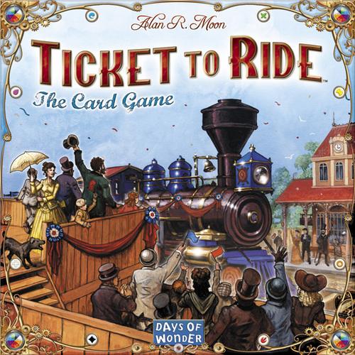 乗車券カードゲーム