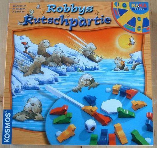 ルビーの滑り台パーティ