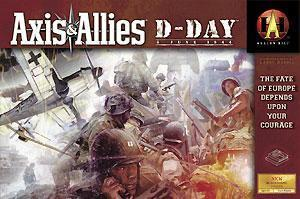 Axis&Allies D-day