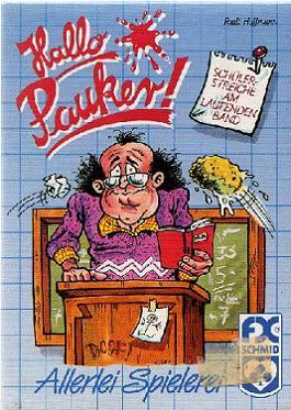 Hallo Pauker!