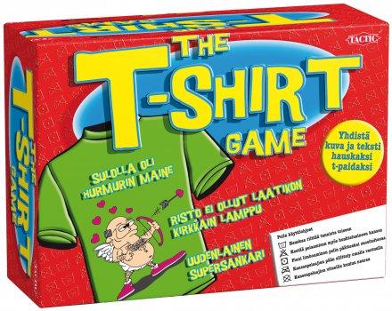 Tシャツゲーム