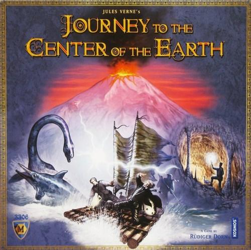 Reisen til Jordens Indre