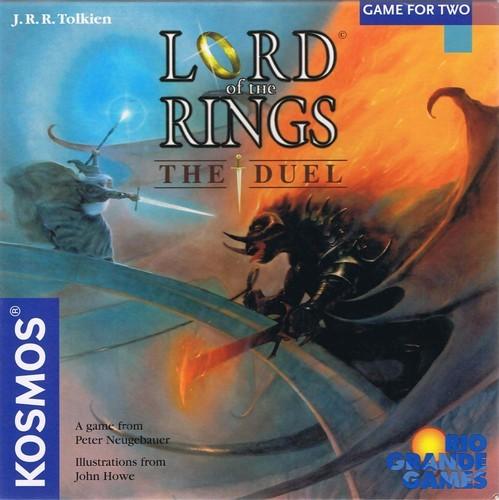 指輪物語・決闘