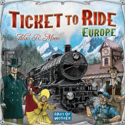 チケットトゥライド ヨーロッパ