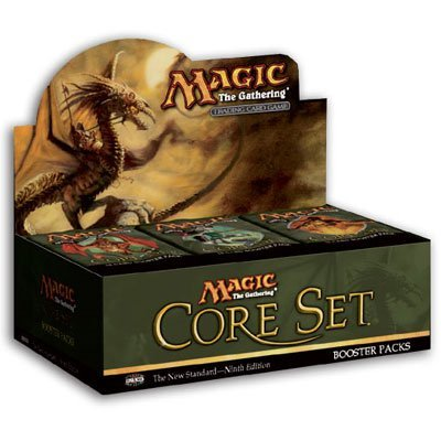 MTG 9th edition
