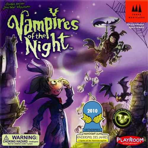 夜の吸血鬼