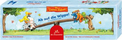 Die Lieben Sieben – Ab auf die Wippe!